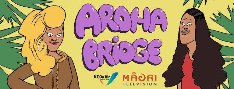 AROHA BRIDGE CARTOON SERIES